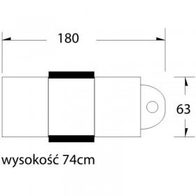 Pinzeta nerezová oceľ N405